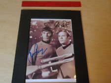 Signed Prints Star Trek Collectable Autographs