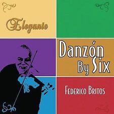 Danzon by Six : Elegante Tropical 1 Disc CD