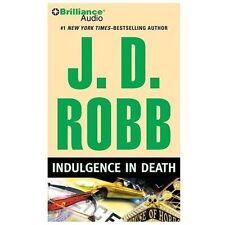 In Death: Indulgence in Death 31 by J. D. Robb (2013, CD, Abridged)