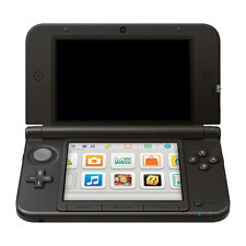 Nintendo 3DS LL Launch Edition Black (Handheld System)