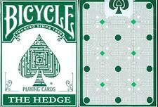 CARTE DA GIOCO BICYCLE THE HEDGE,poker size