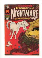 Harvey Hits #45 HARVEY 1961 Casper and Nightmare 5.5