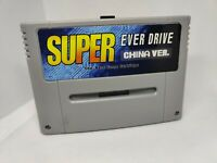 EverDrive For Super Nintendo SNES + SD 8GB Free Shipping