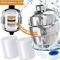 Shower Filter - Water Softener - Hard Water Filter - Showerhead filter - Bathtub