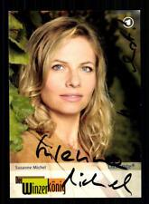 Susanne Michel Winzerkönig Autogrammkarte Original Signiert # BC 133054