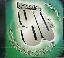 Best of the 90s-16 original Hits Foll's Garden, Rednex, Snap, Dr. Alban, .. [CD]