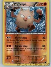 2013 pokemon Plasma Freeze reverse holo Primeape 60/116