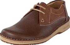 Layout componente ® By Birkenstock-derby di Memphis, in pelle/nabuk-marrone-UK 3.5 EU 36