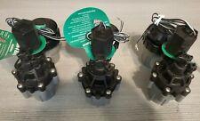 "Qty-3 Rainbird Dasasvf075 3/4"" Sure Flow Auto Anti-Siphon Sprinkler System"