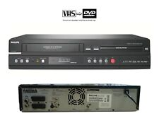 Philips DVDR3512V VCR VHS DVD Combi Recorder,Tape Converter,EXT SKY REC in Combo