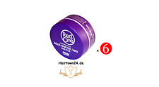 6x RedOne Violetta Aqua Hair Wax Full Force 150 ml (100ml/1,78€)