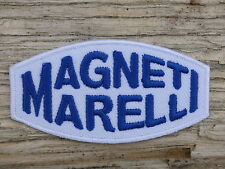 A133 ECUSSON PATCH THERMOCOLLANT aufnaher toppa MAGNETI MARELLI automobile moto