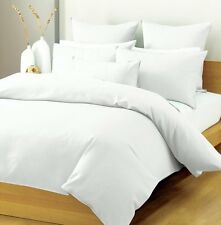 Jain's White Double Bedsheet 100% Cotton Bed sheets with 2 pillow cover