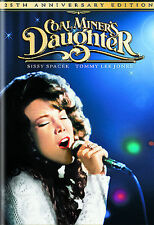 Coal Miners Daughter (DVD, 2005, 25th Ann Ed) Sissy Spacek NEW SEALED FREE SHIP