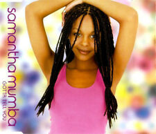 SAMANTHA MUMBA GOTTA TELL YOU 3 TRACK CD SINGLE & VIDEO FREE P&P