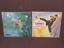 MONSIEUR POINTU (Paul Cormier) 2 LP RECORD ALBUMS LOT COLLECTION Quebec Fiddle