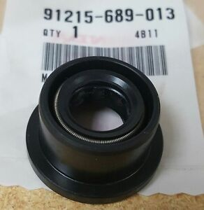 91215-689-013 OEM HONDA B-SERIES 5SPD TRANS SHIFT SELECT ROD SEAL S80 YS1