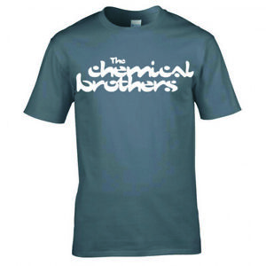 """THE CHEMICAL BROTHERS """"LOGO"""" T-SHIRT"""