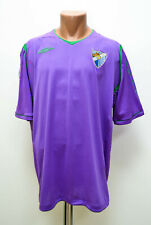 MALAGA SPAIN 2008/2009 AWAY FOOTBALL SHIRT JERSEY UMBRO SIZE XXL ADULT