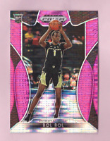 2019/20 Panini Draft Picks BOL BOL Pink Pulsar Prizm Rookie Mint Oregon Nuggets