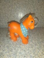 My Little Pony Big Brother Wigwam Used/Vintage 1987 with Scarf G1 No Headdress