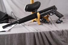 Used Tippmann 98 Custom Paintball gun With Flatline Barrel in working order