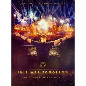 This Was Tomorrow - Tomorrowland Film, Nuovo DVD