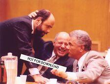 JOHN GOTTI IN COURT COLOR 8x10 GLOSSY PHOTO REPRINT GREAT MAFIA MOB WALL ART