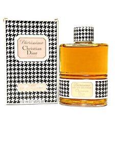 DIORISSIMO Christian Dior 3.7oz EAU DE COLOGNE SPLASH WOMEN VINTAGE-FORMULA(BK22