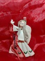 """IOB 2005 5"""" Glitter Angel """"Someone Special"""" Christmas Ornament Pavilion Gift Co."""