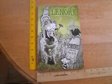 LENORE The Cute little dead girl Cooties 9-12 TPB 3rd print SLG