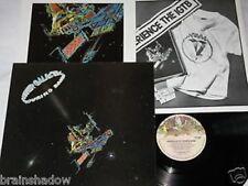 INTERGALACTIC TOURING BAND same LP Charisma '77 Booklet CONCEPT ROCK ALBUM