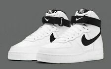 Nike Air Force 1 High '07 Shoes White Black CT2303-100 Men's Multi Size NEW