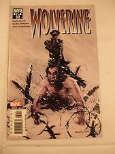 Marvel MK Wolverine #32 2005