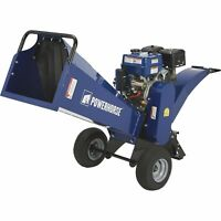 Powerhorse Rotor Wood Chipper- 420cc Ducar OHV Engine 4in Chipping Capacity