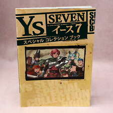 YS SEVEN 7 SPECIAL COLLECTION FALCOM Japan RPG GAME ART BOOK