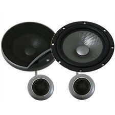 """FLI Underground FU Comp 6 6.5"""" 210w 16.5cm Two Way Car Door Component Speakers"""