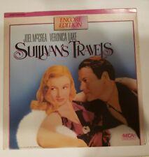 Sullivan's Travels Laserdisc. Combine shipping!