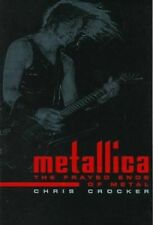 METALLICA  The Frayed Ends Of Metal trade size pb **Very Good** BCA10