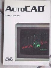 AUTOCAD Donald D Voisinet Tecniche Nuove 1988 libro di scritto da saggio per