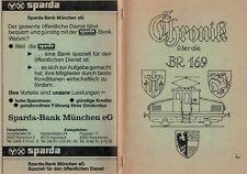 Chronik über die BR 169 - Fachliteratur