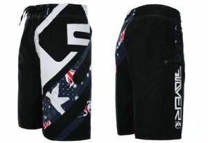 Quicksliver Mens Swimwear Board Surf Shorts Boardshorts Beach Pants Size 30-44