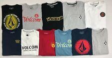 Men's Volcom Long Sleeve Cotton T-Shirt