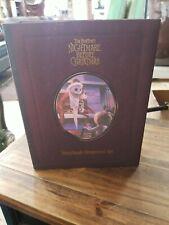 Disney's Nightmare Before Christmas Storybook Ornament SET OF 5