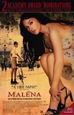 MALENA Movie POSTER 11x17 Monica Bellucci Giuseppe Sulfaro Luciano Federico