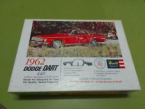 1962 Dodge Dart 440 Revell 4 Door Hardtop In 1/25 Scale
