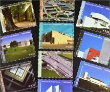 Portugal 2006, Michel Nr. 3083-92, Zeitgenössische Architektur, Marienkirche ...