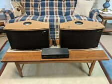 New listing Bose 901 series Vi speakers (2) with equalizer, original owner. Booklet included