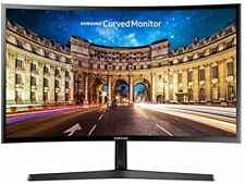 """Samsung LC27F396FHNXZA-RB 27"""" Essential Curved Monitor - Certified Refurbished"""