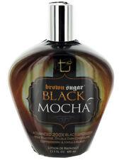Tan Inc Brown Sugar Black Mocha Tanning Lotion with rich Bronzers. 13.5 fl oz